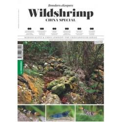 Nano Shrimp Sulawesi svart grus