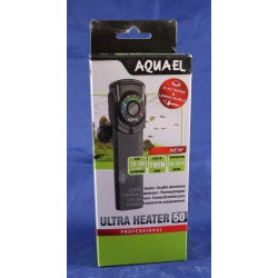 Aquael Doppvärmare Ultra 50W